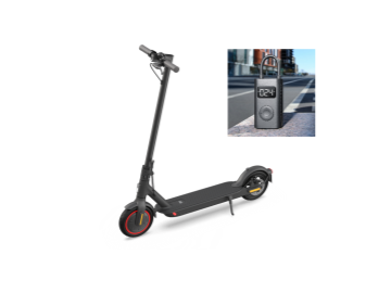 Mi Electric Scooter Pro 2 + Mi Portable Electric Air Compressor / Pump