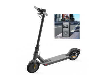Mi Electric Scooter Essential + Mi Portable Electric Air Pump