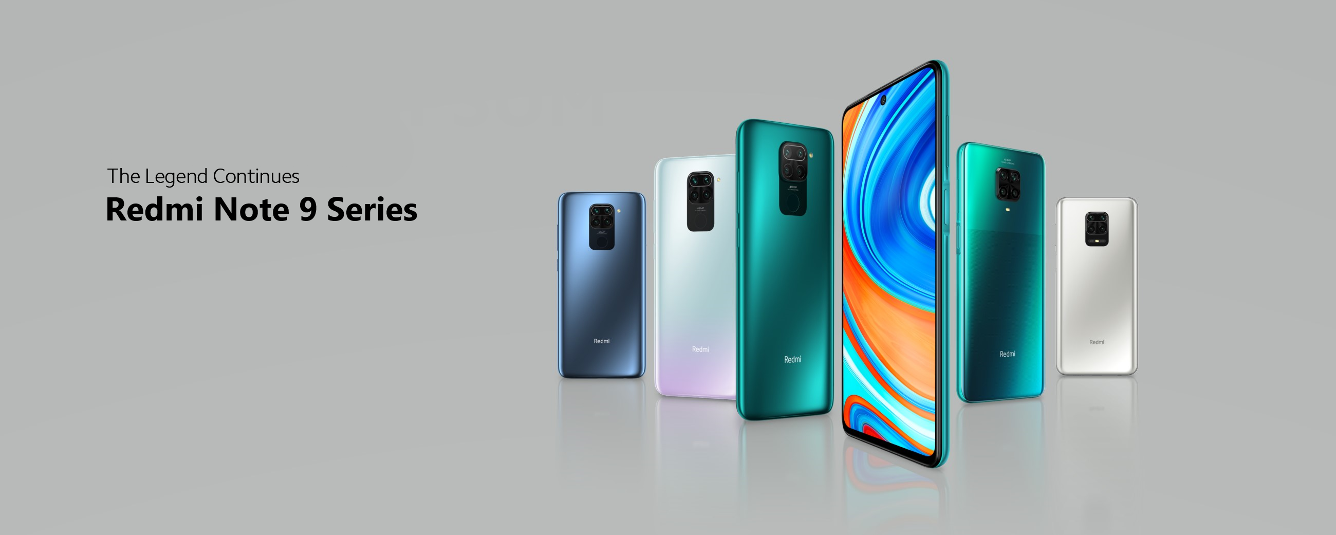 Redmi 9 series