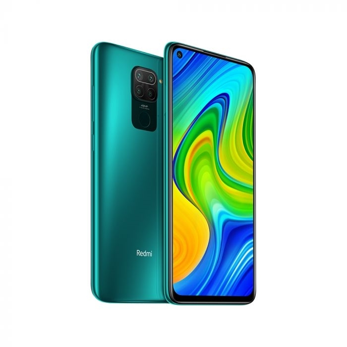 Redmi Note 9 (Forest Green)